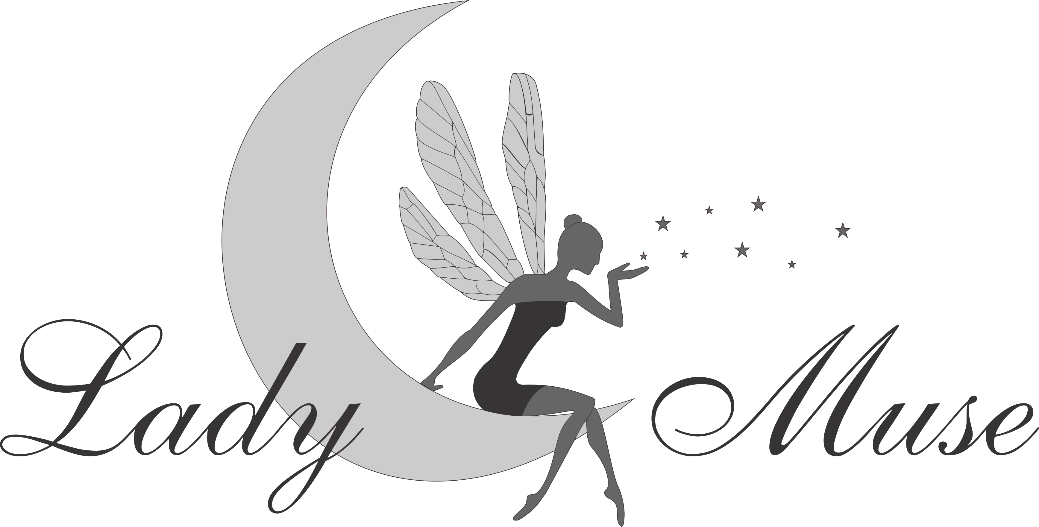 Lady Muse Logo